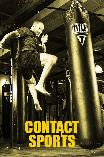 contact sports