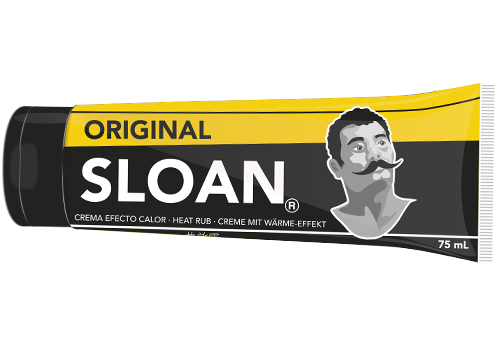 Sloan Heat Massage Cream