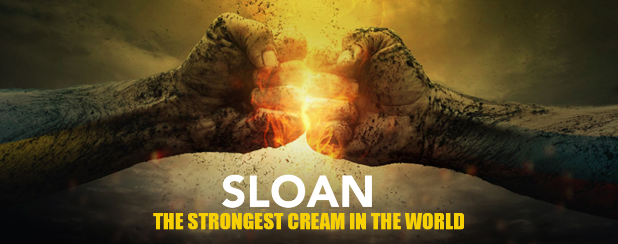 Sloan massage creams