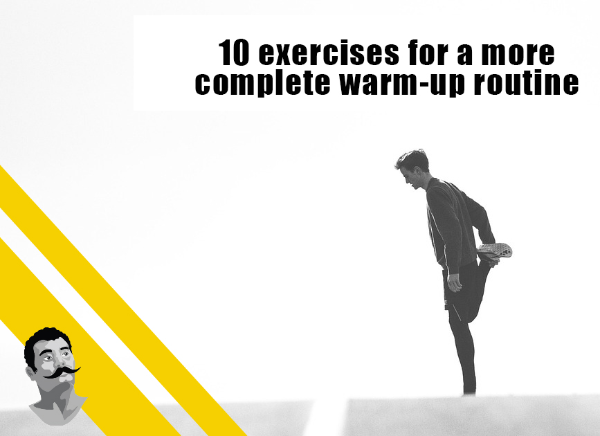 complete warm-up routine